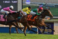 Perry grabs that elusive Group One