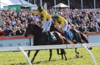No Song No Supper in Grand Annual Steeplechase