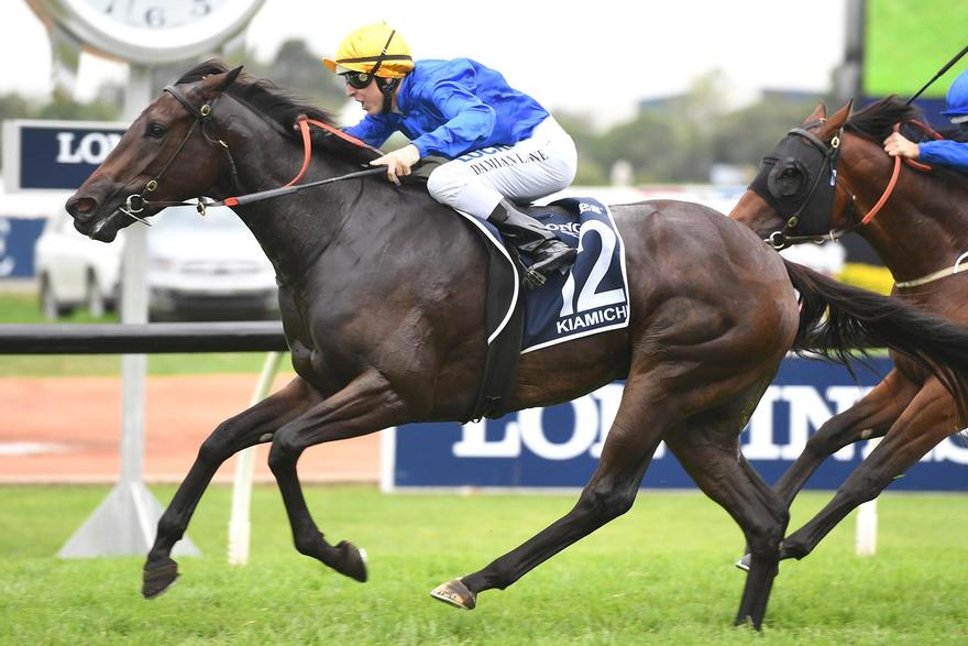 Kiamichi's Golden Slipper Stakes heritage Closely Related to Talimena x Not a Single Doubt