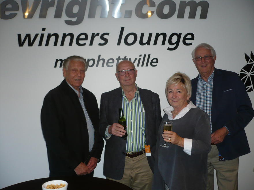 Owners Celebrate Bay Road's Win