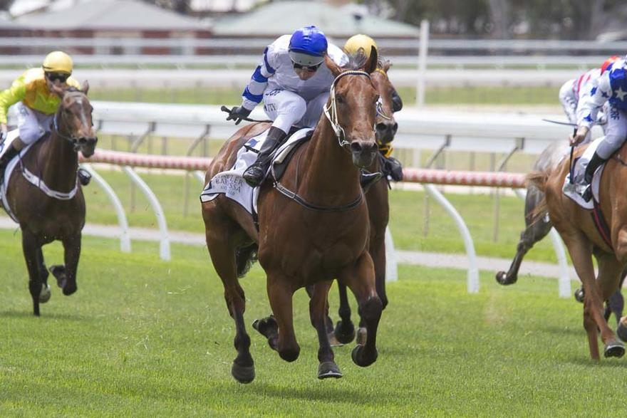 Modulate Breaks Maiden