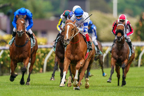 Kemalpasa Wins The Group 2 Linlithgow Stakes Again