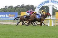 BENTLEY TYCOON BREAKS THROUGH AT KYNETON