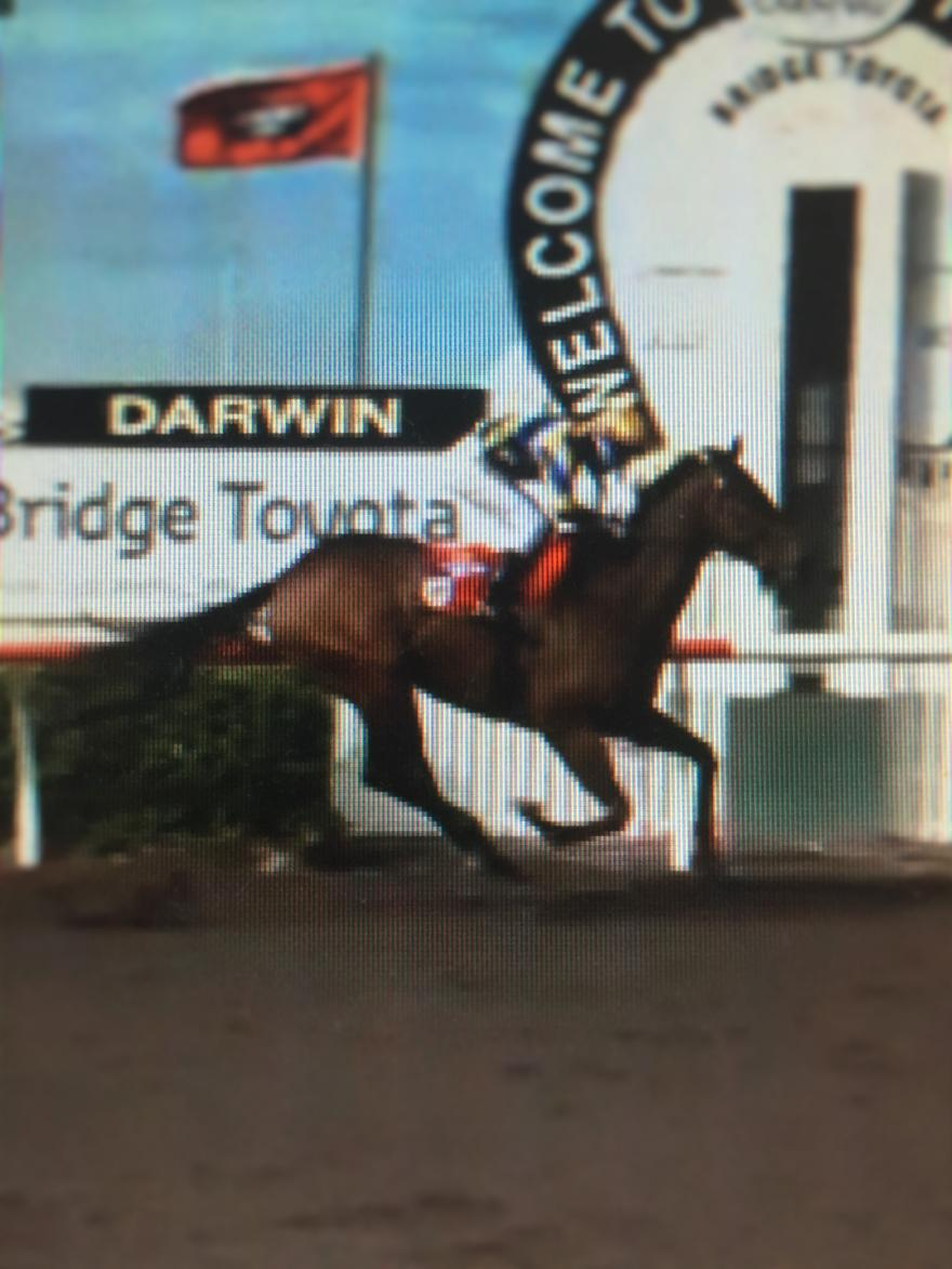 SENOR JUEZ CRUISES HOME ON DAY 3 OF THE 2016 DARWIN CARNIVAL