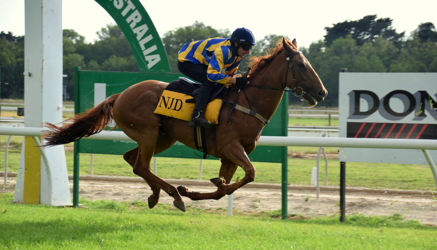 Kyneton Jumpouts Friday 29 May 2020