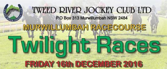 Join In The Fun - Racing On The Tweed - Twilight Meeting,