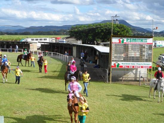 TRJC Murwillumbah Racing Today Under Fine Conditions (Scratchings)