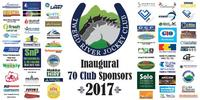 The Inaugural 70 Club Sponsorship Race Day Is On This Sunday.