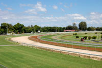 The TRJC Wish The CRJC Grafton & Local Trainer Matthew Dunn The Best With The Ramornie Today