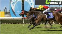 Local Trainer Paul Robbins Scores A Gold Coast Prize