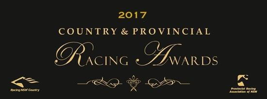 Finalists Announced - 2017 NSW Country & Provincial Racing Awards