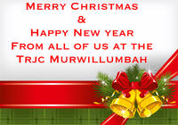 Merry Christmas & A Happy New 2018 To All From The TRJC Murwillumbah