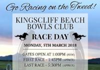 Come And Join In The Fun Of Country Racing On The Tweed On March 5