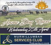 Country racing at it's best proudly supported by Murwillumbah Services Club.