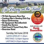 TRJC MEETING THIS SUNDAY JUNE 3rd, COME AND JOIN THE FUN OF COUNTRY RACING ON THE TWEED