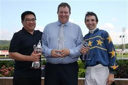 EXCEPTIONAL WIN FROM LIM'S CRUISER IN ROCKET MAN SPRINT
