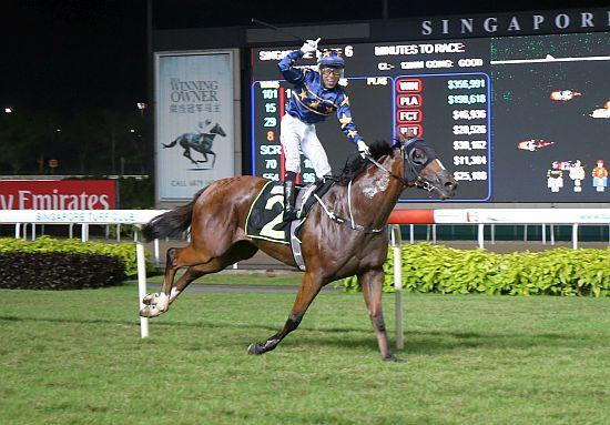 Hong Kong beckons as Cruiser scores sublime first-up win