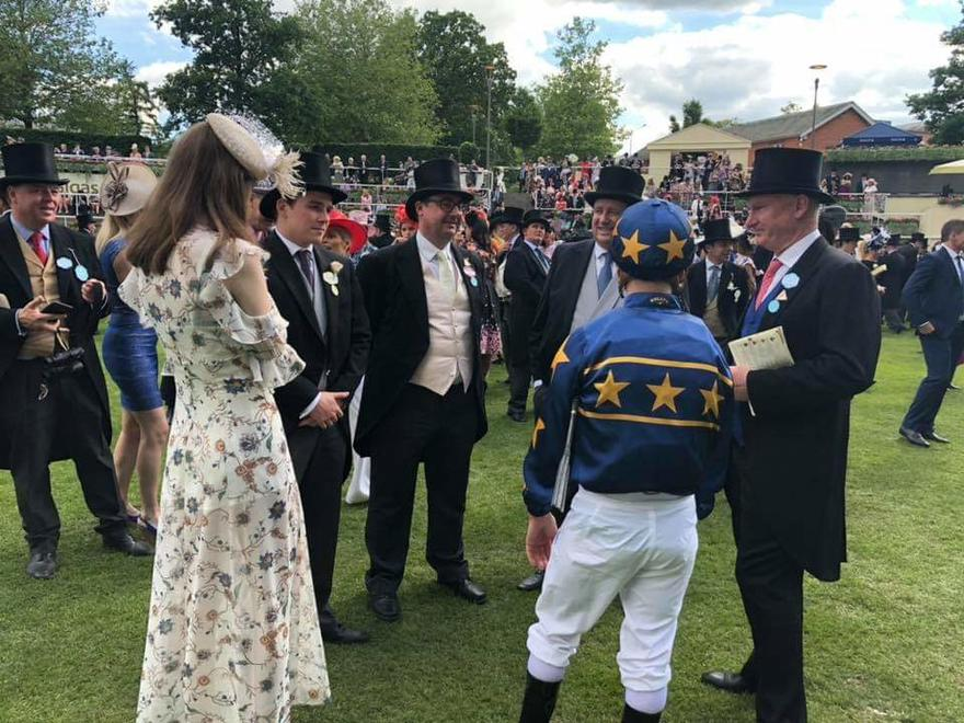 Lim's Cruiser a brave eighth in Diamond Jubilee Stakes