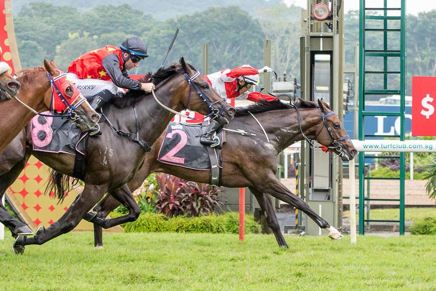 Wecando gives Amirul much-needed win