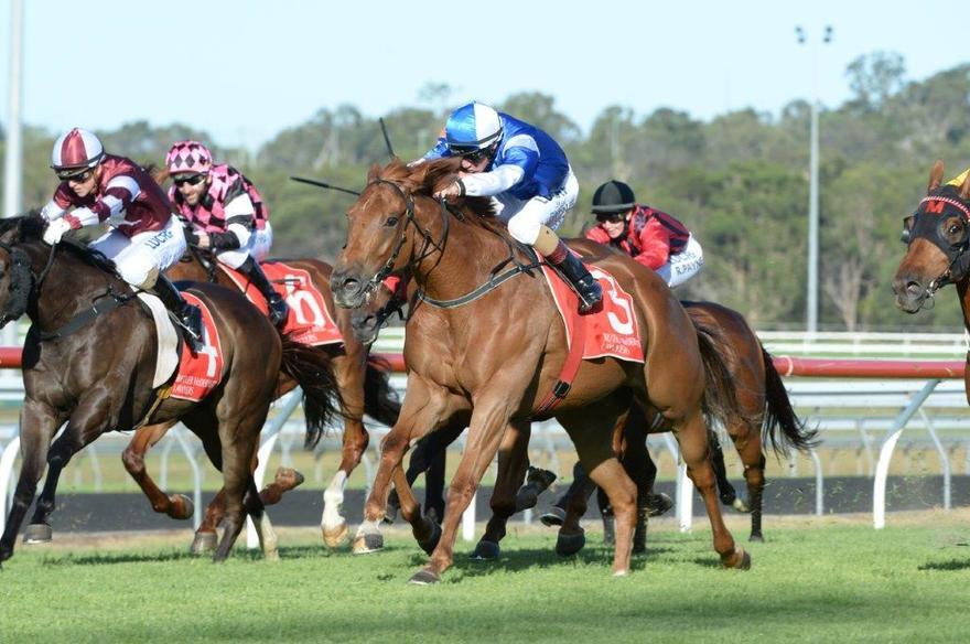 Frespanol bounces back from float accident to regain winning touch at Caloundra