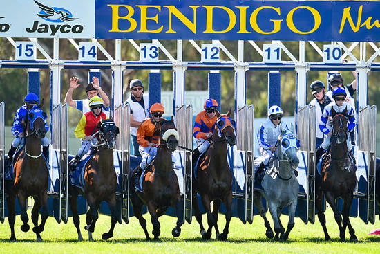 Stable Runners For Bendigo On Tuesday