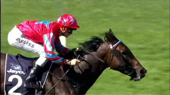 Baby Don't Cry Wins First Up At Bendigo