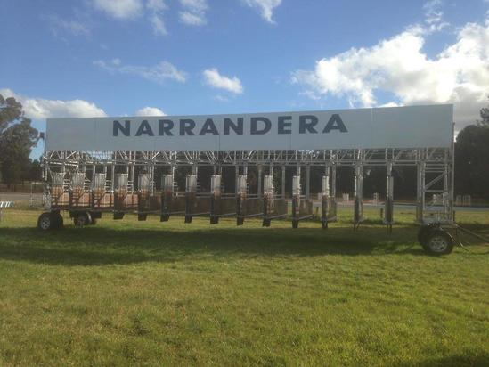 Steve's Choice To Compete At Narrandera On Sunday