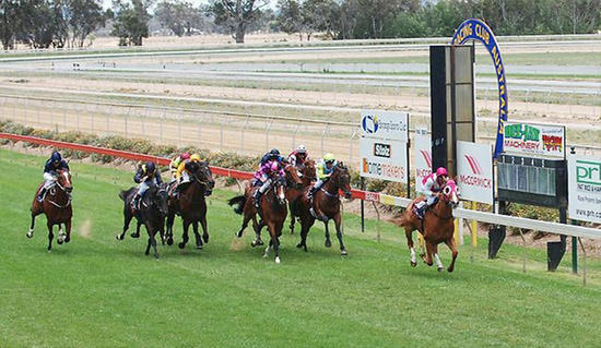 Steve's Choice To Compete At Benalla On Monday