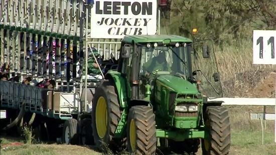 The Stable To Compete At Leeton On Monday