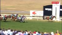 As Bad As Tyson Scores A Wodonga Win Beautifully Ridden By Chelsea Macfarlane.