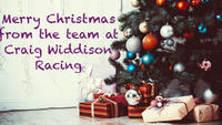Merry Christmas To All From The Craig Widdison Racing Team