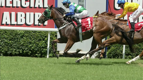 Lord Laurie Posts Another Win At Albury