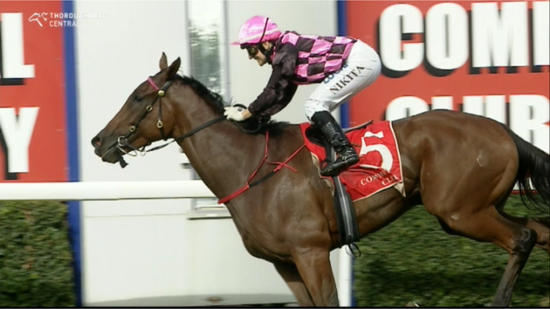 Willi Willi Collects The Listed Albury Gold Cup Under Nikita Beriman
