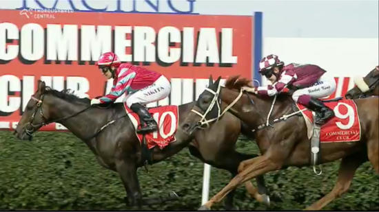 Cash Crisis Takes Out Race 5 On The Albury Card
