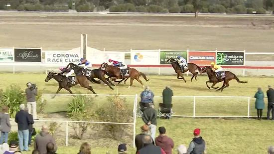 Ruby Skye Takes Out A Mile Race At Corowa Under Jake Duffy
