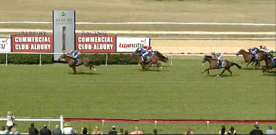 Two On Debut Run Well At Albury