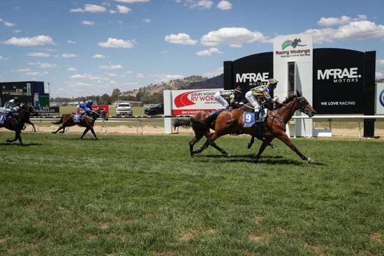 The Team Has Accepted With Runners To Wodonga On Tuesday