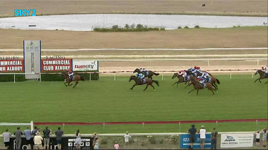 Lord Laurie Puts In A Solid Effort At Albury To Run Second At Odds