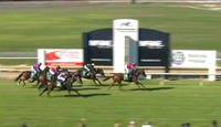 Straover Salutes In The Second Event At Wodonga Under Craig Robertson