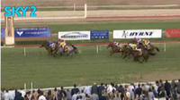 Miss Warny Finishes Third After The Running Of The Final Event At Wagga