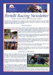 April - Portelli Racing Newsletter