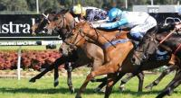 Sydney's number one apprentice outrides the big boys