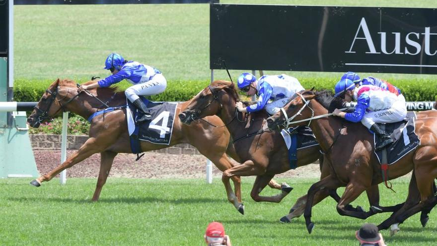 Gary Portelli continues summer of winners with Improvement