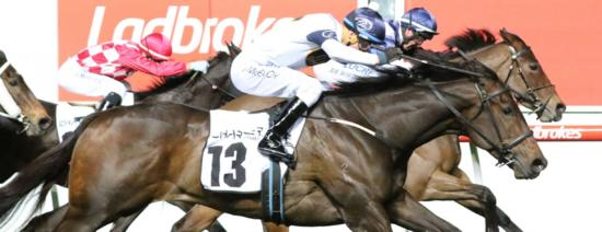 She Will Reign the real deal for The Everest with Moir Stakes win