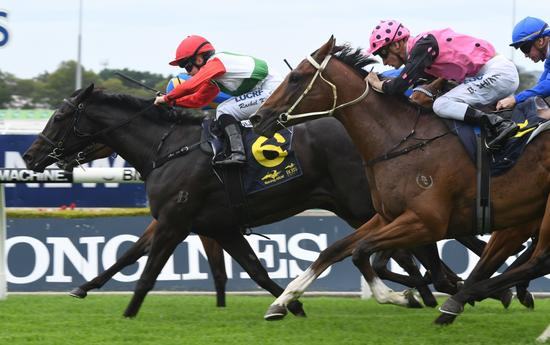 Perfect Pitch claims maiden at Rosehill