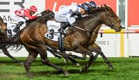 This time last year... Moonee Valley Moir Stakes