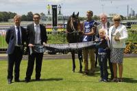 Kris On Front Foot With Final Jockeys