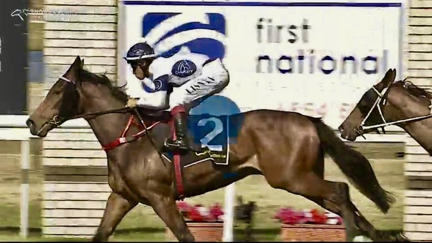 Trajection Scores Well-Deserved Maiden Win at Tuncurry!