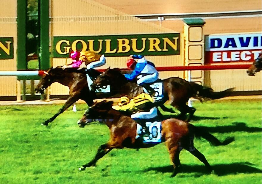 Knight Continues on his Winning Way at Goulburn on Friday