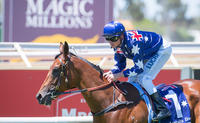 Miss West Coast Sparkles On Australia Day.
